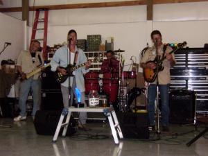 Jay, Dan, Jorge, & Mark - the Panandias Brothers