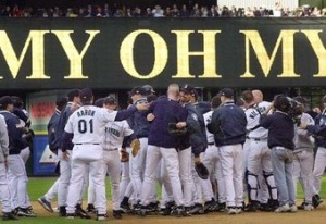 2001 seattle mariners