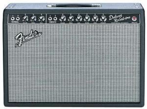 Fender Deluxe Reverb amp