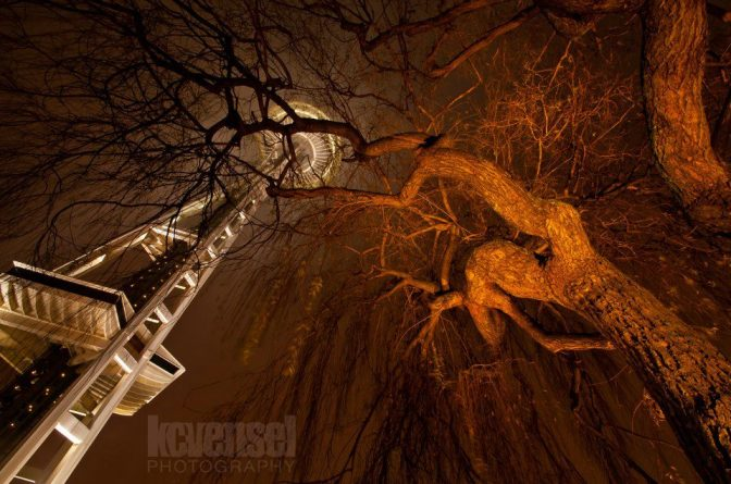 Space Needle, Seattle: KCVensel Photography