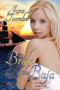 Cover of Bride of the Baja by Jane Toombs