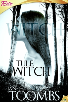 Cover of the Tule Witch by Jane Toombs