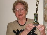 Julie Eberhart Painter, award winning author
