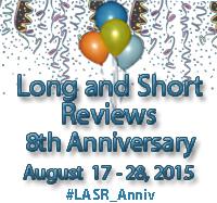 Long and Short Reviews Logo and Link