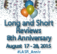 Long and Short Reviews Logo and Link